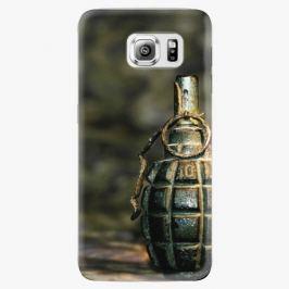 Plastový kryt iSaprio - Grenade - Samsung Galaxy S6 Edge