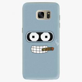 Plastový kryt iSaprio - Bender - Samsung Galaxy S7 Edge