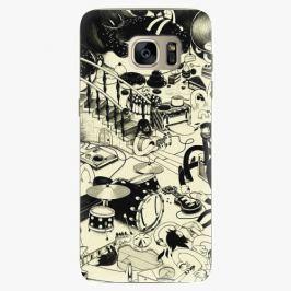 Plastový kryt iSaprio - Underground - Samsung Galaxy S7 Edge