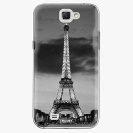 Plastový kryt iSaprio - Midnight in Paris - Samsung Galaxy Note 2