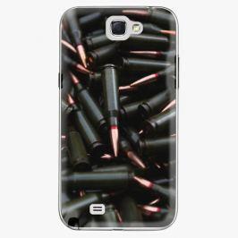 Plastový kryt iSaprio - Black Bullet - Samsung Galaxy Note 2