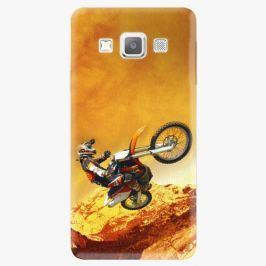 Plastový kryt iSaprio - Motocross - Samsung Galaxy A7