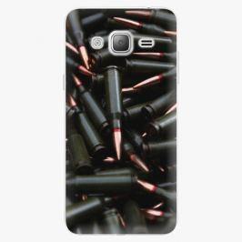 Plastový kryt iSaprio - Black Bullet - Samsung Galaxy J3 2016