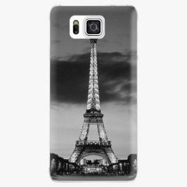 Plastový kryt iSaprio - Midnight in Paris - Samsung Galaxy Alpha