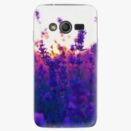 Plastový kryt iSaprio - Lavender Field - Samsung Galaxy Trend 2 Lite