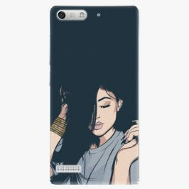 Plastový kryt iSaprio - Swag Girl - Huawei Ascend G6