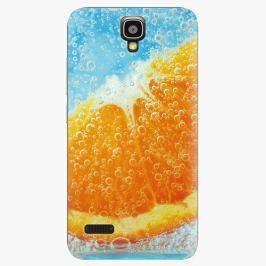 Plastový kryt iSaprio - Orange Water - Huawei Ascend Y5