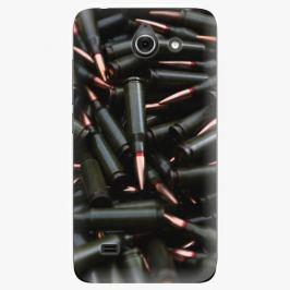 Plastový kryt iSaprio - Black Bullet - Huawei Ascend Y550