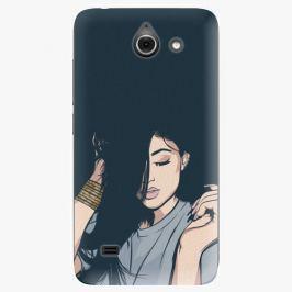 Plastový kryt iSaprio - Swag Girl - Huawei Ascend Y550
