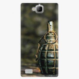 Plastový kryt iSaprio - Grenade - Huawei Honor 3C