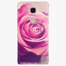 Plastový kryt iSaprio - Pink Rose - Huawei Honor 5X