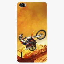 Plastový kryt iSaprio - Motocross - Huawei Honor 6