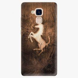 Plastový kryt iSaprio - Vintage Horse - Huawei Honor 7 Lite