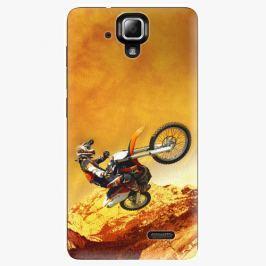 Plastový kryt iSaprio - Motocross - Lenovo A536