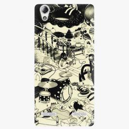 Plastový kryt iSaprio - Underground - Lenovo A6000 / K3