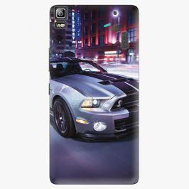 Plastový kryt iSaprio - Mustang - Lenovo A7000 Pouzdra, obaly a kryty na mobilní telefon Lenovo A7000