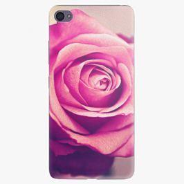 Plastový kryt iSaprio - Pink Rose - Lenovo S90