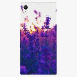 Plastový kryt iSaprio - Lavender Field - Sony Xperia Z1