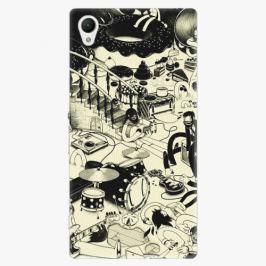 Plastový kryt iSaprio - Underground - Sony Xperia Z1