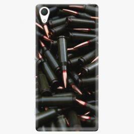 Plastový kryt iSaprio - Black Bullet - Sony Xperia Z2