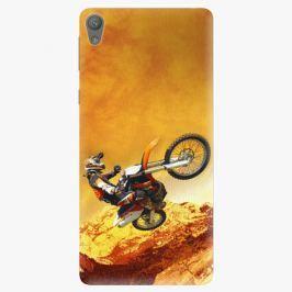 Plastový kryt iSaprio - Motocross - Sony Xperia E5