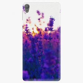 Plastový kryt iSaprio - Lavender Field - Sony Xperia E5