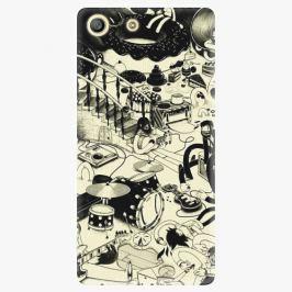 Plastový kryt iSaprio - Underground - Sony Xperia M5