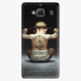 Plastový kryt iSaprio - Crazy Baby - Xiaomi Redmi 2