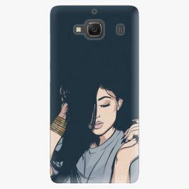 Plastový kryt iSaprio - Swag Girl - Xiaomi Redmi 2
