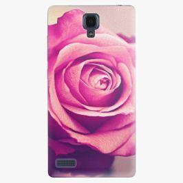 Plastový kryt iSaprio - Pink Rose - Xiaomi Redmi Note