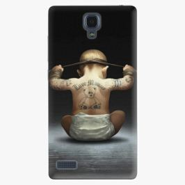 Plastový kryt iSaprio - Crazy Baby - Xiaomi Redmi Note