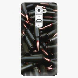 Plastový kryt iSaprio - Black Bullet - LG G2 (D802B)