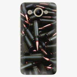 Plastový kryt iSaprio - Black Bullet - Huawei Y3 2017