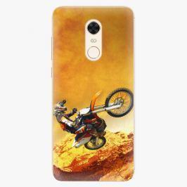 Plastový kryt iSaprio - Motocross - Xiaomi Redmi 5 Plus