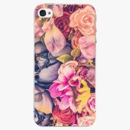 Plastový kryt iSaprio - Beauty Flowers - iPhone 4/4S