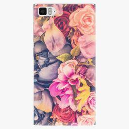 Plastový kryt iSaprio - Beauty Flowers - Xiaomi Mi3
