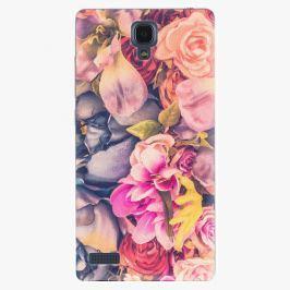 Plastový kryt iSaprio - Beauty Flowers - Xiaomi Redmi Note