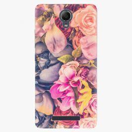 Plastový kryt iSaprio - Beauty Flowers - Xiaomi Redmi Note 2