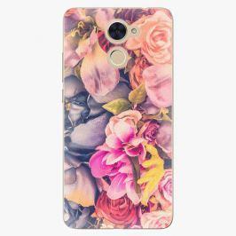 Plastový kryt iSaprio - Beauty Flowers - Huawei Y7 / Y7 Prime