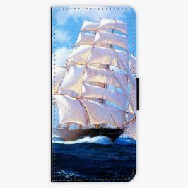 Flipové pouzdro iSaprio - Sailing Boat - Samsung Galaxy Note 8