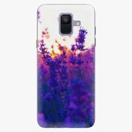 Plastový kryt iSaprio - Lavender Field - Samsung Galaxy A6