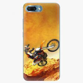 Plastový kryt iSaprio - Motocross - Huawei Honor 10