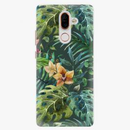 Plastový kryt iSaprio - Tropical Green 02 - Nokia 7 Plus