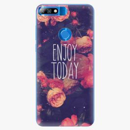Plastový kryt iSaprio - Enjoy Today - Huawei Y7 Prime 2018