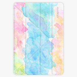 Pouzdro iSaprio Smart Cover - Watercolor 02 - iPad Air 2
