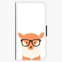 Flipové pouzdro iSaprio - Orange Fox - Huawei Honor 10