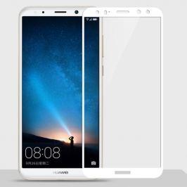 Tvrzené sklo Mofi 3D pro Huawei Mate 10 Lite - white