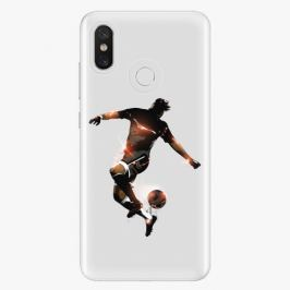 Plastový kryt iSaprio - Fotball 01 - Xiaomi Mi 8