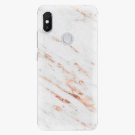 Plastový kryt iSaprio - Rose Gold Marble - Xiaomi Redmi S2